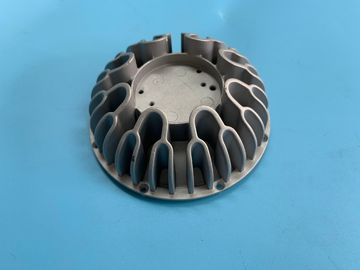 China Customized Mould Aluminium Die Casting Parts High Dimensional Accuracy factory