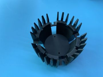 Extruded Zinc Die Casting Products Die Cast Custom Casting Molds For Led Light